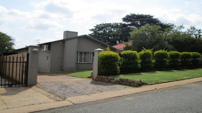 Standard Bank EasySell 3 Bedroom House for Sale in Wonderboom South - MR164329