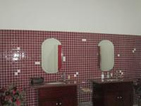 Main Bathroom - 48 square meters of property in Linbro Park A.H.