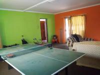 Games Room of property in Pretoria Central