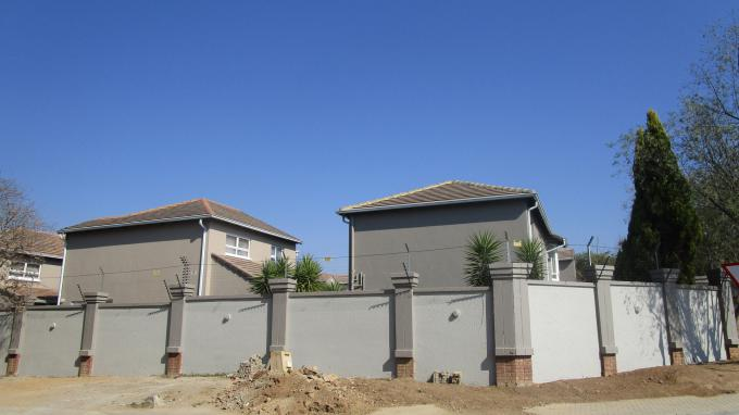 Standard Bank EasySell 3 Bedroom Cluster for Sale For Sale in Bryanston - MR164608