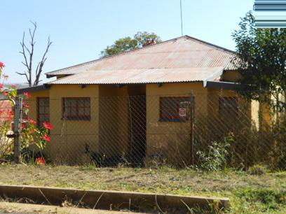 Standard Bank Repossessed 3 Bedroom House for Sale on online auction in Waterval Boven - MR16463