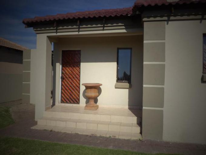 Standard Bank EasySell 3 Bedroom House for Sale For Sale in Hoeveldpark - MR164654