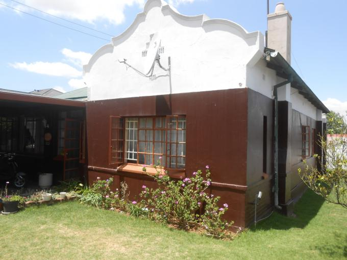 Standard Bank EasySell 3 Bedroom House for Sale For Sale in Roodepoort - MR164689