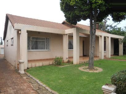 Standard Bank Repossessed 4 Bedroom House for Sale on online auction in Fishers Hill - MR16473