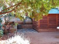 Backyard of property in Klerksdorp