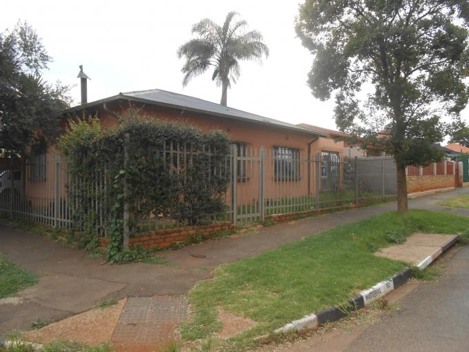 Standard Bank EasySell 3 Bedroom House for Sale in Newlands - JHB - MR164908