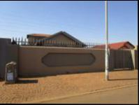 3 Bedroom 1 Bathroom House for Sale for sale in Soweto