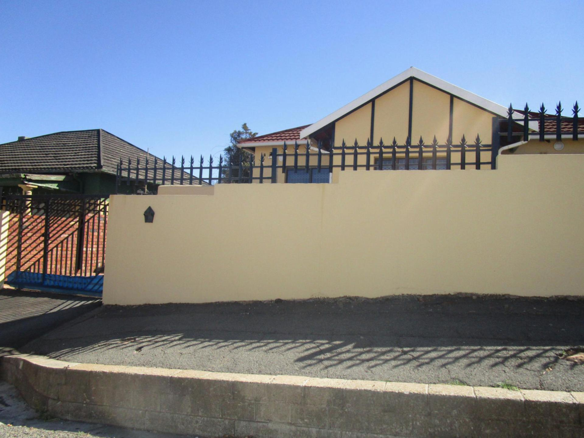 Front View of property in Malvern - JHB