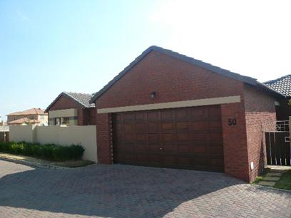 Standard Bank EasySell 3 Bedroom Simplex for Sale For Sale in Midrand - MR16497