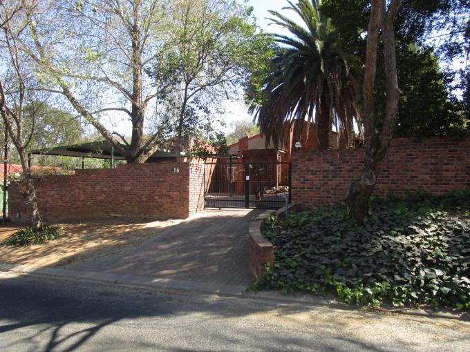 Standard Bank EasySell 3 Bedroom House for Sale For Sale in Randparkrif - MR164989