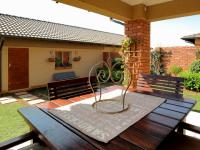Patio of property in Mooikloof Ridge
