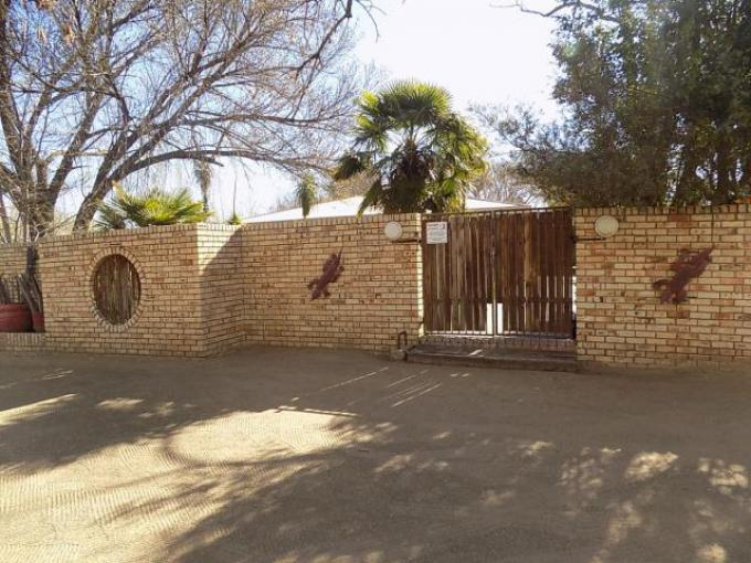 Standard Bank EasySell 3 Bedroom Cluster for Sale For Sale in Roodewal - MR165958