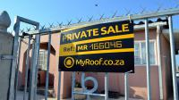 Sales Board of property in Trenance Park