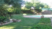 Backyard of property in Virginia - Free State
