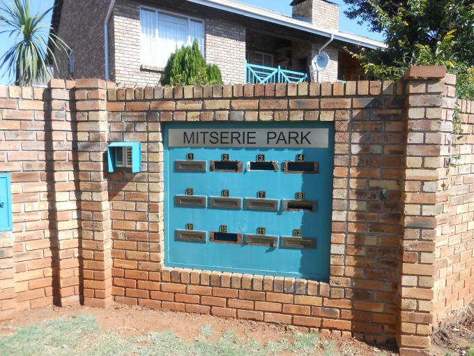 Absa Bank Trust Property Sectional Title for Sale For Sale in Westonaria - MR166777