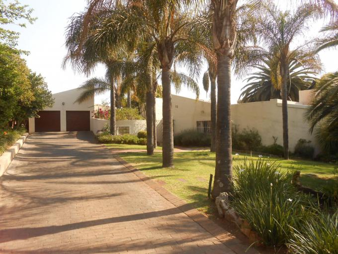 5 Bedroom House for Sale For Sale in Kloofendal - Home Sell - MR166779