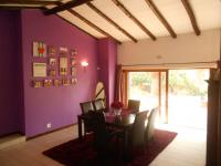Dining Room - 29 square meters of property in Kloofendal