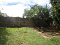 Backyard of property in Johannesburg Central