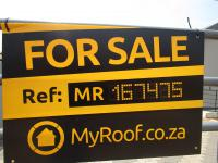 Sales Board of property in Mapleton