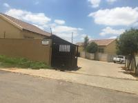 2 Bedroom Sec Title for Sale for sale in Mohlakeng