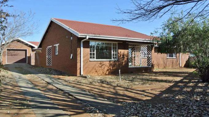 3 Bedroom House for Sale For Sale in Vaalpark - Private Sale - MR167624