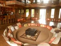 Lounges - 155 square meters of property in Muldersdrift