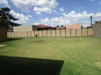 Backyard of property in Estera