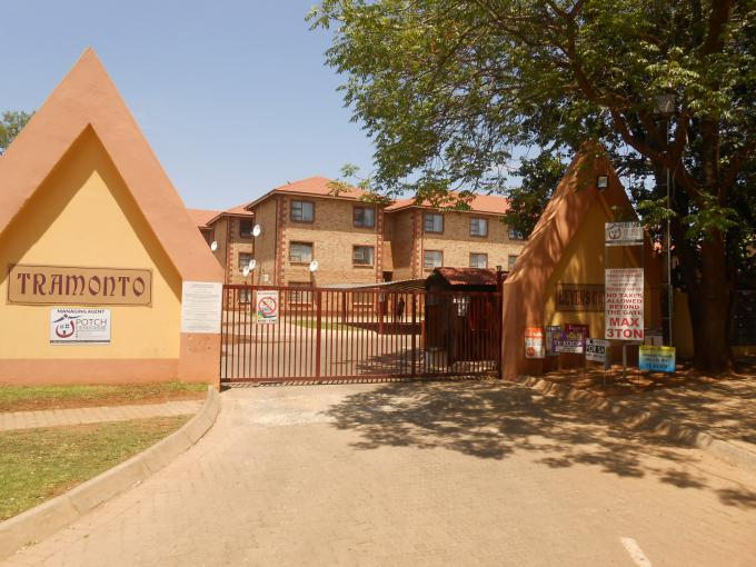 Standard Bank EasySell Sectional Title for Sale For Sale in Potchefstroom - MR168503