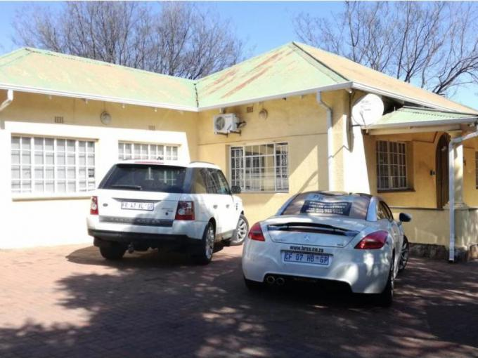 7 Bedroom House for Sale For Sale in Auckland Park - MR169951