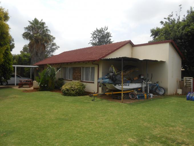 Standard Bank EasySell 3 Bedroom House for Sale For Sale in Brakpan - MR170124
