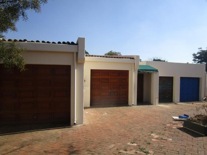 Standard Bank EasySell 3 Bedroom House for Sale For Sale in Ormonde - MR170316