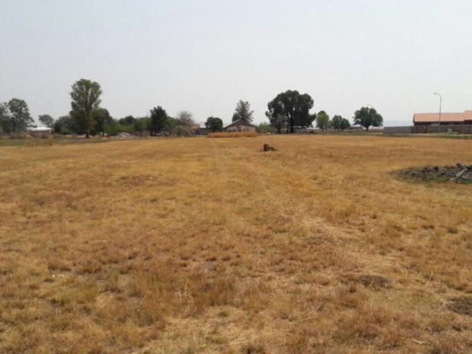 Land for Sale For Sale in Riversdale - MR170917