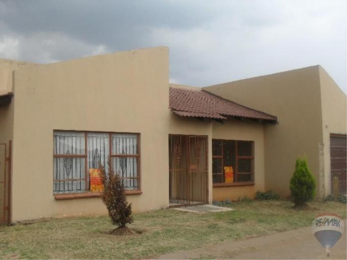 4 Bedroom House For Sale For Sale In Spruitview