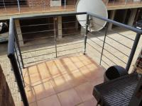Balcony of property in Potchefstroom