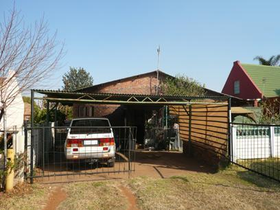 3 Bedroom House for Sale For Sale in Elandspoort - Private Sale - MR17250