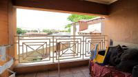 Balcony of property in Rustenburg