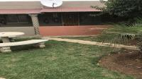 Backyard of property in Ventersdorp