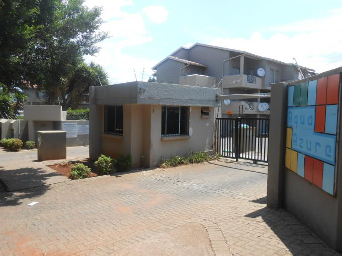 Standard Bank EasySell 2 Bedroom Sectional Title for Sale For Sale in Florida - MR173644