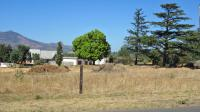 Backyard of property in Paarl