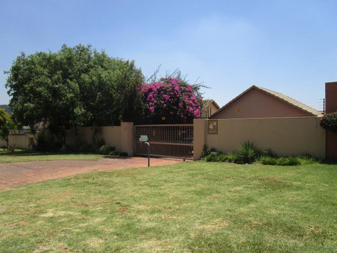 Standard Bank EasySell 4 Bedroom Cluster for Sale For Sale in Meyersdal - MR175392