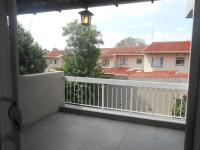 Balcony - 11 square meters of property in Sandton