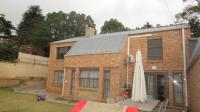 Backyard of property in Craighall Park