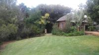 Garden of property in Kloofendal