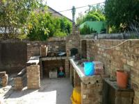 Backyard of property in Graaff Reinet