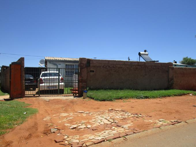 2 Bedroom House for Sale For Sale in Klipspruit West - Private Sale - MR182480