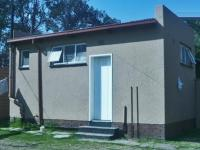 Backyard of property in Edenvale