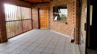 Patio of property in Brakpan