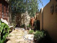 Backyard of property in Ermelo