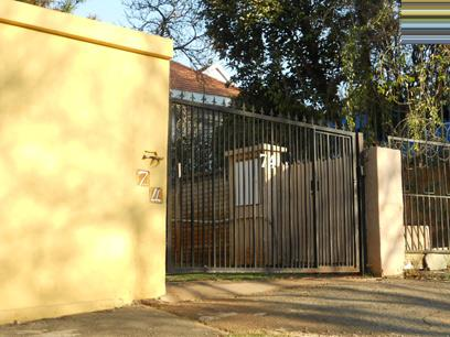 Standard Bank EasySell 4 Bedroom House for Sale For Sale in Kensington - JHB - MR18496