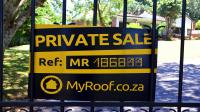 Sales Board of property in Winston Park